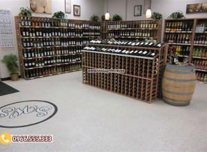 Mẫu của hàng rượu vang HR21