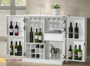 Mẫu tủ rượu gia đình hiện đại TBR22