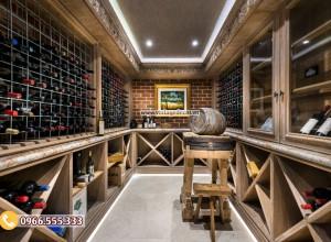 Độ ẩm của hầm rượu vang và tầm quan trọng của kiểm soát khí hậu