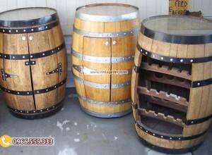 Mẫu trống thùng rượu đa năng DL42