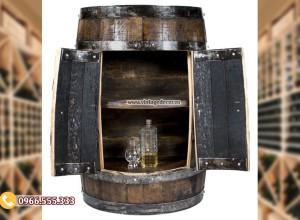 Mẫu thùng rượu cổ điển KR55