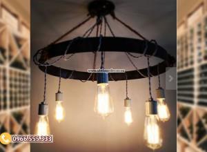 Mẫu đèn trùng đơn giản DG085