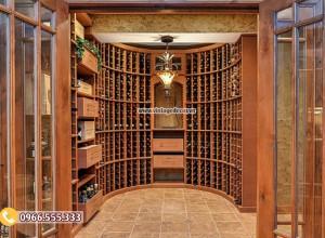 Thiết kế hầm rượu có thể làm tăng giá trị cho ngôi nhà của bạn