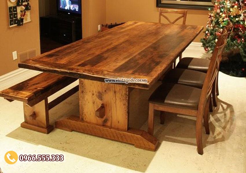 Mẫu bộ bàn ghế phong cách cổ điển BG26