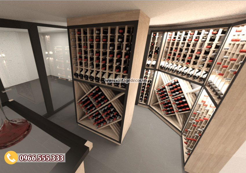 Mất bao lâu để xây dựng một hầm rượu vang tiêu chuẩn?