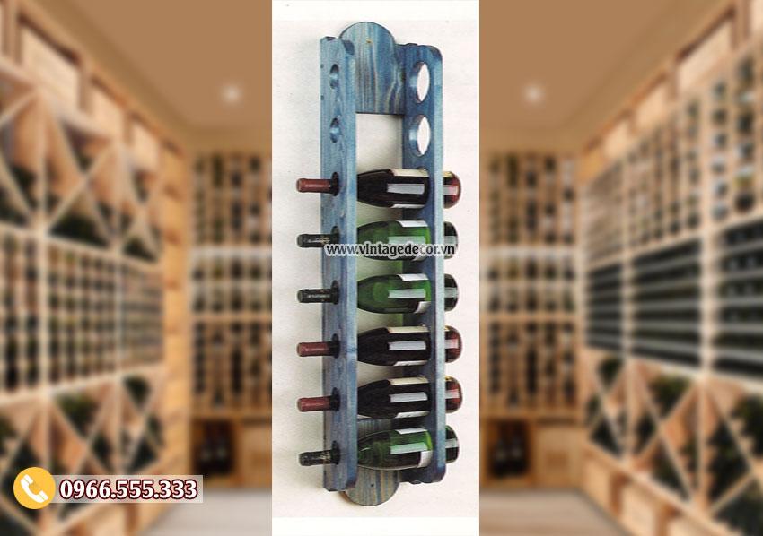 Mẫu kệ rượu hiện đại KR80