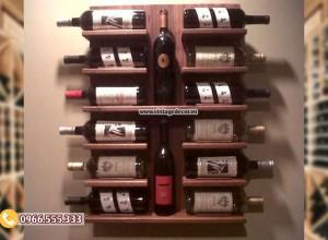 Mẫu kệ rượu vang cổ điển TBR184