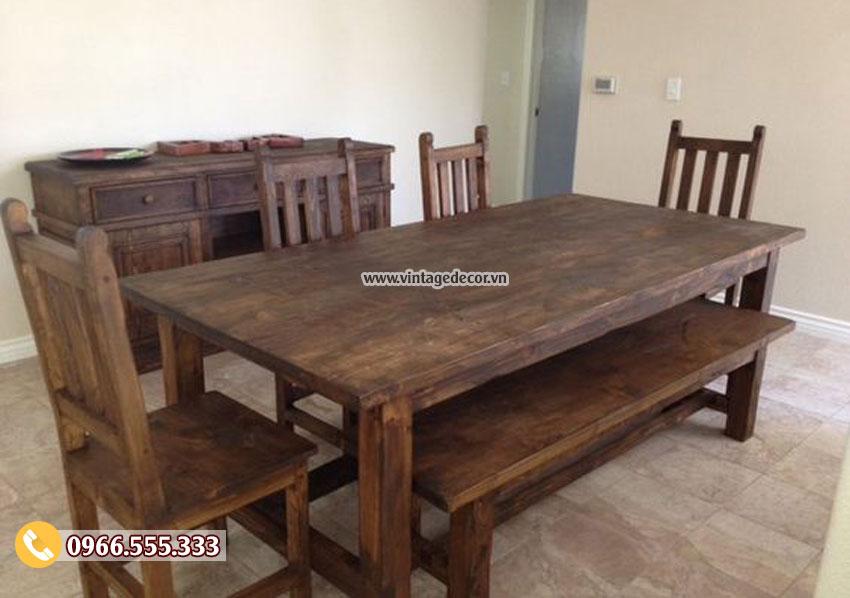 Mẫu bộ bàn ghế phong cách cổ điển BG29