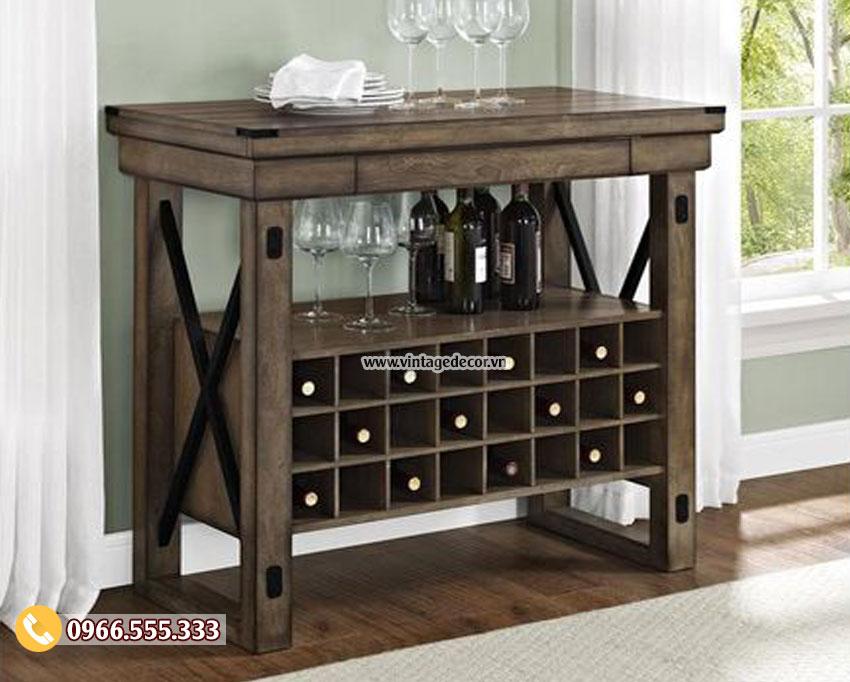Mẫu bàn phòng khách gia đình cổ điển đẹp BG11