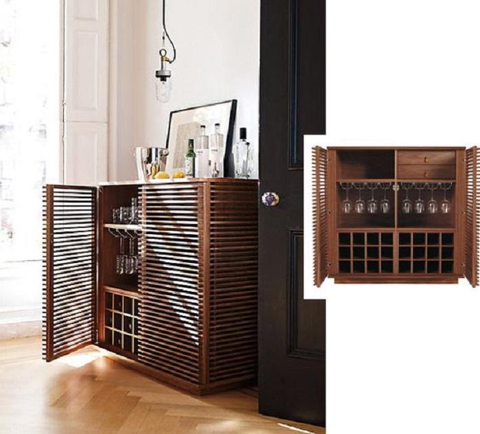 tủ đựng rượu vang đẹp