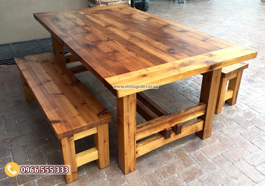 Mẫu nội thất bàn ăn cao cấp cổ điển BG55