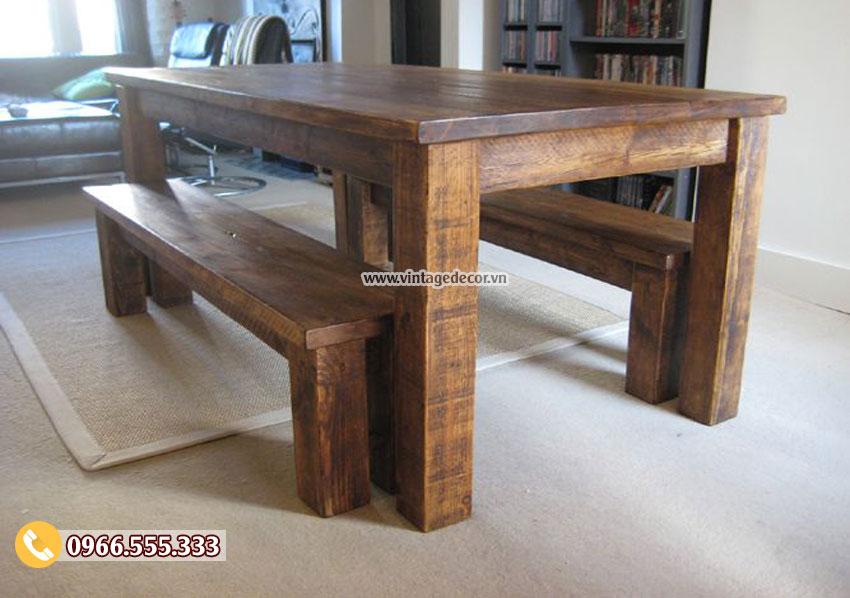 Mẫu nội thất bàn ăn cổ điển BG39