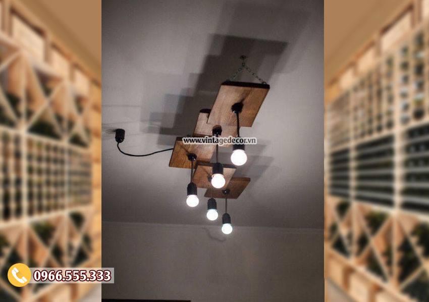 Mẫu đèn trang trí phòng khách DG071
