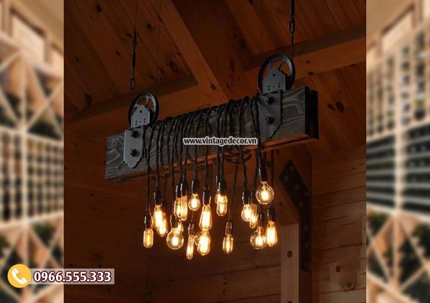 Mẫu đèn trang trí phòng đẹp DG073