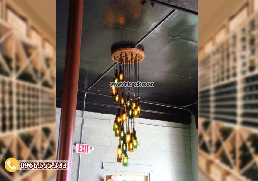 Mẫu đèn treo tường hiện đại DG014