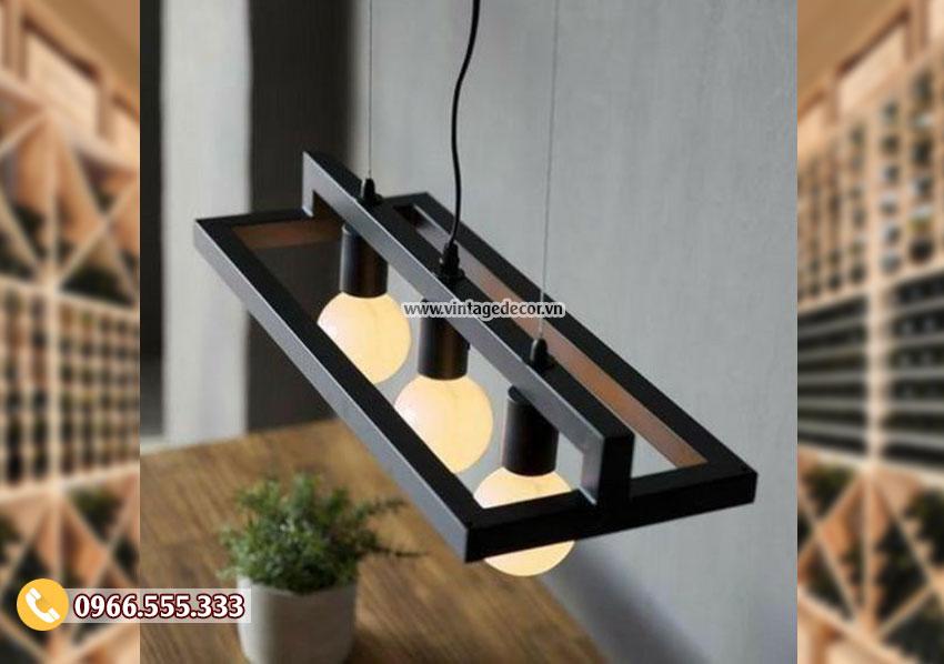 Mẫuđèn gỗ phong cách hiện đại DG016