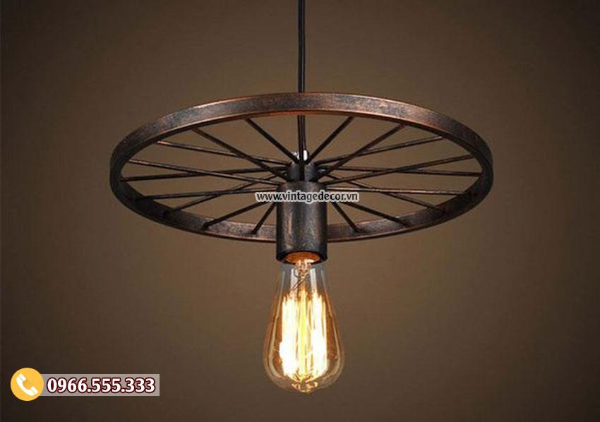 Mẫu đèn treo trần trang trí DG017