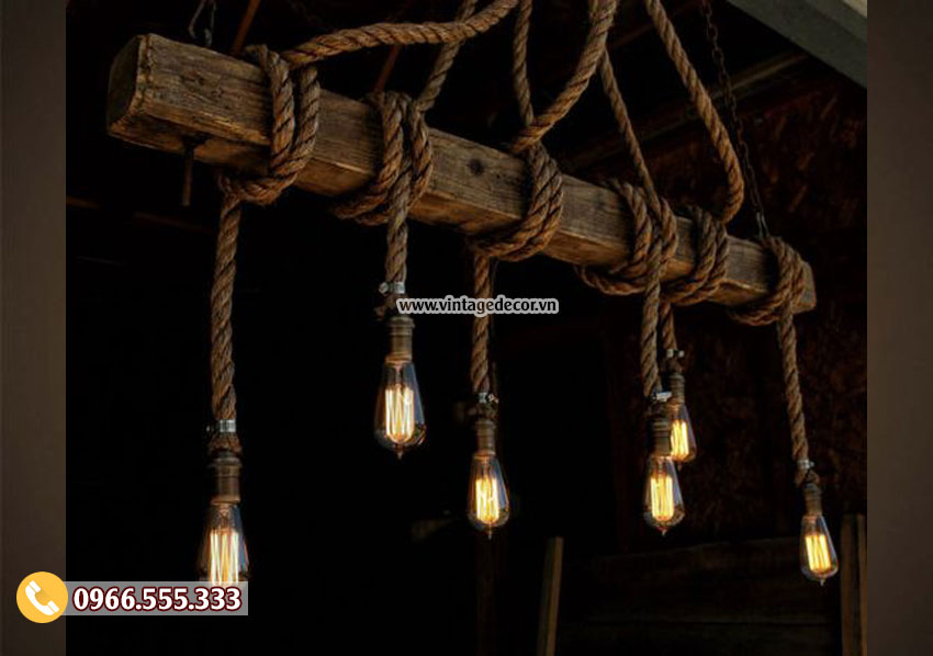 Mẫu đèn trang trí DG019