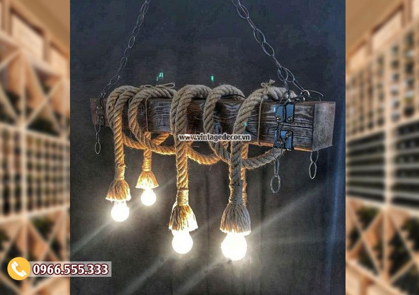 Mẫu đèn treo trần trang trí DG003