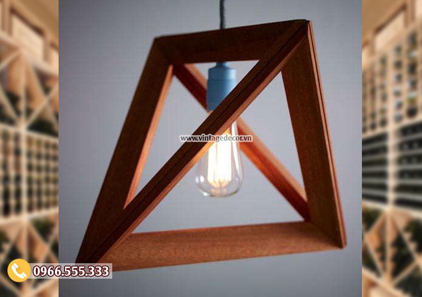 Mẫu đèn treo trần đơn giản DG048