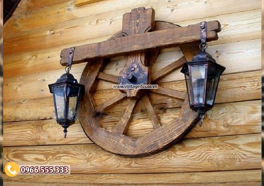 Mẫu đèn treo tường cổ điển DG0015