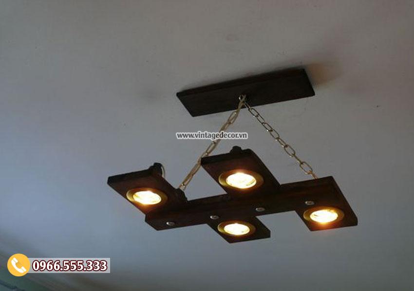 Mẫu đèn đặt phong cách hiện đại DG059