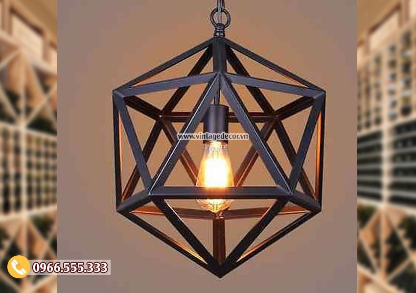 Mẫu đèn treo trần mini đẹp DG060