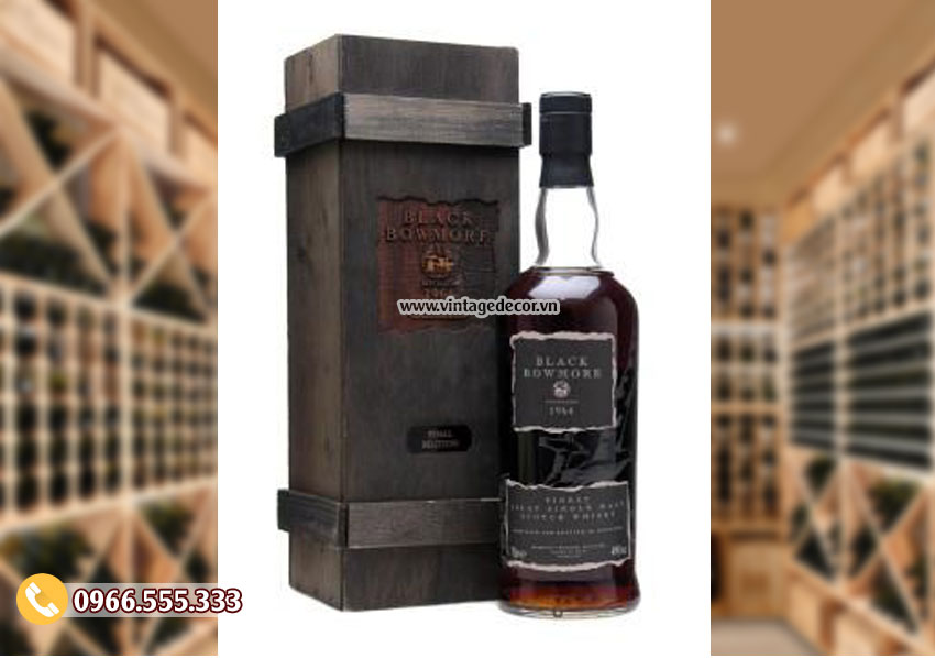 Mẫu hộp gỗ đựng rượu cổ điển HDR45