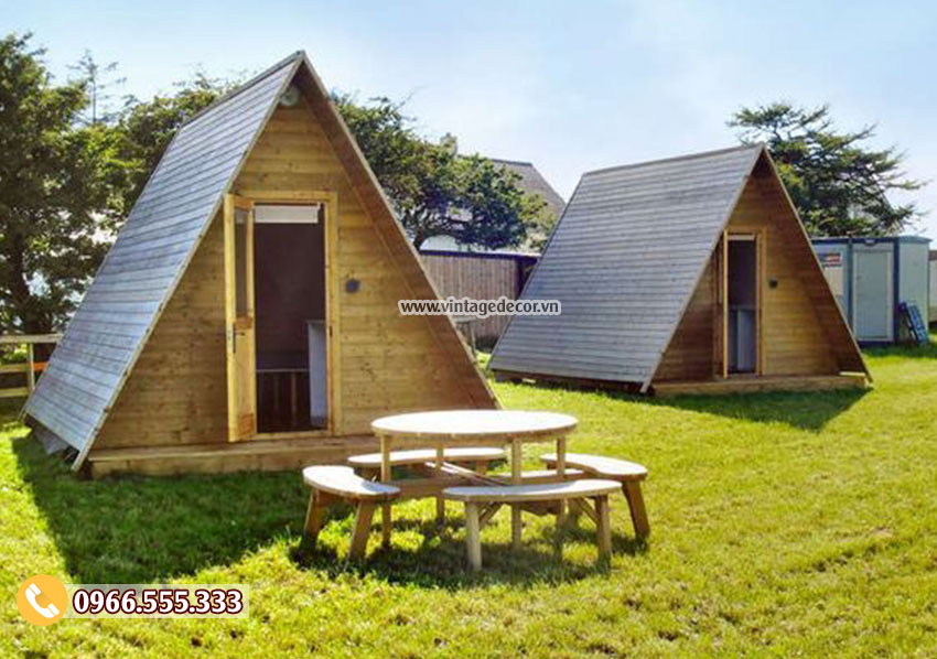 Mẫu thiết kế nhà kiểu bungalow NB29
