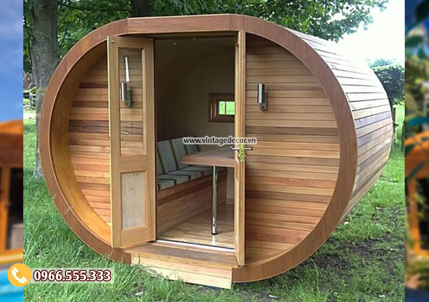 Mẫu bungalow homestay di động thông minh NB46