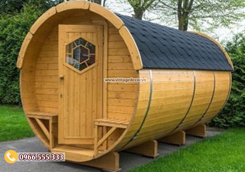Mẫu thiết kế bungalow tại hà nội NB14