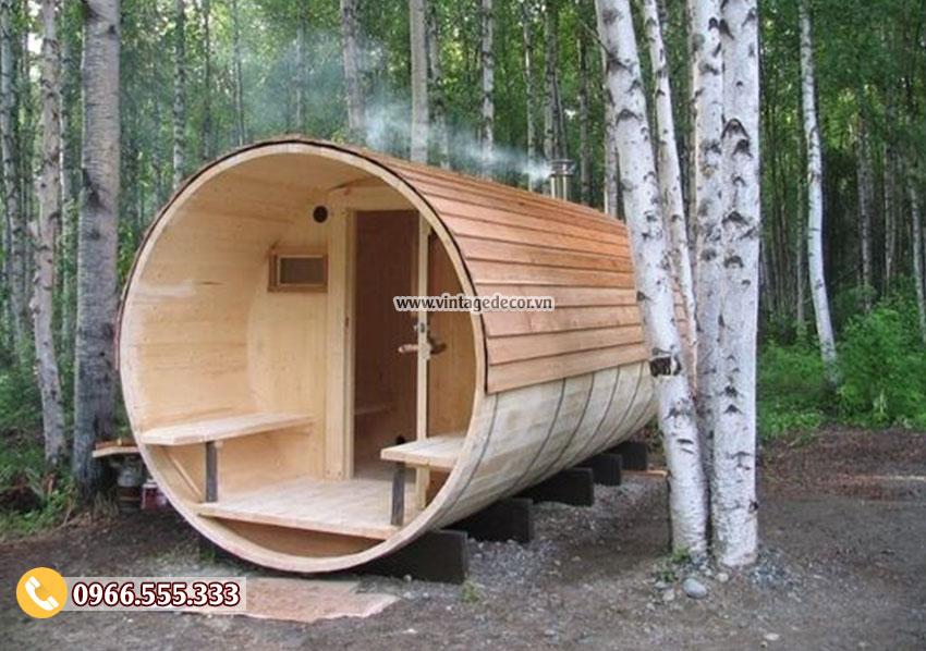 Mẫu thiết kế bungalow nhà ống NB02