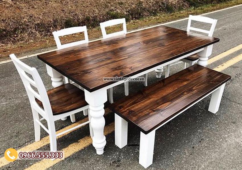 Mẫu bộ bàn ghế cổ điển đẹp BG73