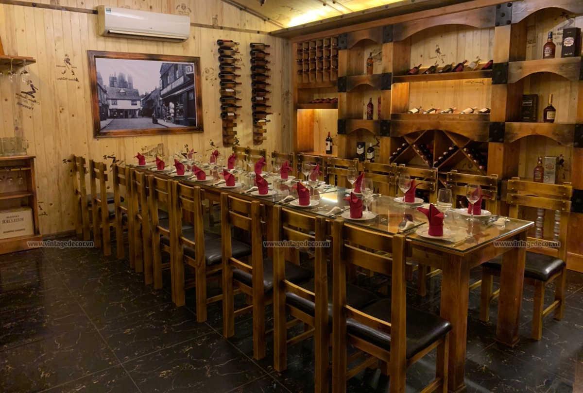 Thiết Kế Và Thi Công Hầm Rượu Vang A-Z