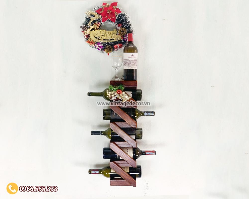 Kệ ddeer rượu vang