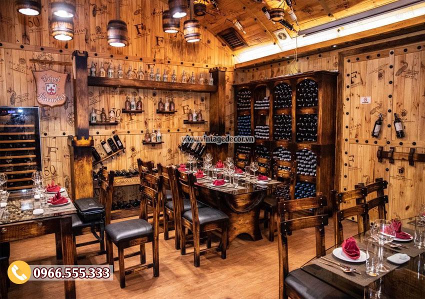 Hầm rượu vang